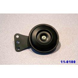 K&S Technologies Economy Horn 7CM 105dB 12V Black
