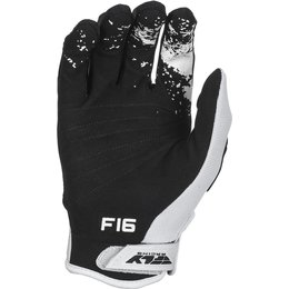 Fly Racing Mens F-16 MX Gloves White