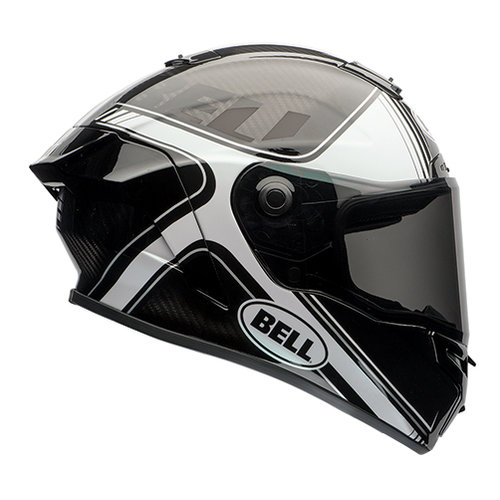 Bell Full Face Helmet >> 749 95 Bell Helmets Race Star Tracer Gloss Full Face 1063889