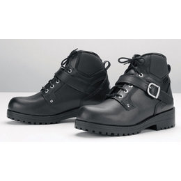 Black Tour Master Nomad 2.0 Leather Road Boots Us 10 Eu 44