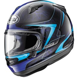 Arai Quantum-X Sting Full Face Helmet With Flip Up Shield Blue
