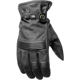 RSD Roland Sands Designs Mens Truman Gloves Black