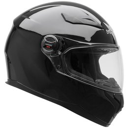 Vega AT2 AT-2 Full Face Motorcycle Helmet With Flip-Up Shield Black