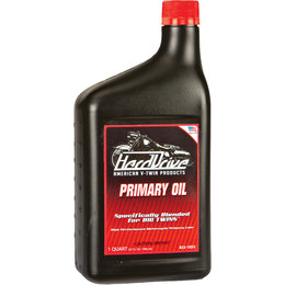 HardDrive Big Twin Primary Oil 1 Qt 12/Case For Harley-Davidson 2988-042C Unpainted