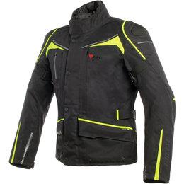 Dainese Mens D-Blizzard D-Dry Armored Textile Jacket Black