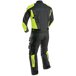 Black, Hi-viz Joe Rocket Survivor One Piece Waterproof Textile Suit 2013 Black Hi-viz