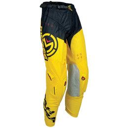 Moose Racing Mens Sahara MX Motorcross Pants Yellow