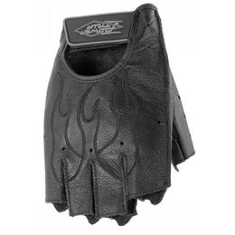 Black Power Trip Ladies Graphite Gloves