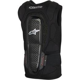 Alpinestars Mens Track Vest 2 Sleeveless Protection Black