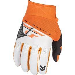 Fly Racing Mens F-16 MX Gloves Orange