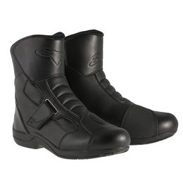 Black Alpinestars Mens Ridge Waterproof Boots 2015 Us 3.5 Eu 36