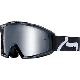 Fox Racing Main Sand Goggles Black Clear Black