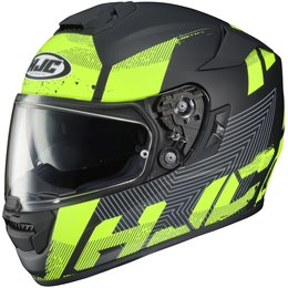 HJC RPHA ST Knuckle Full Face Motorcycle Helmet With Pinlock Shield Green