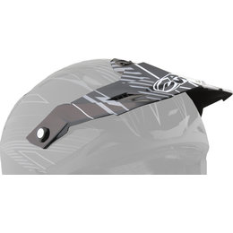 Black Answer Replacement Visor For Nova Syncron Helmet