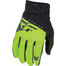 Fly Racing Mens F-16 MX Gloves Black