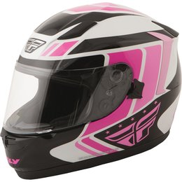 Fly Racing Womens Conquest Retro Full Face Helmet