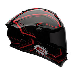 Bell Powersports Star Pace Full Face Motorcycle Helmet Black