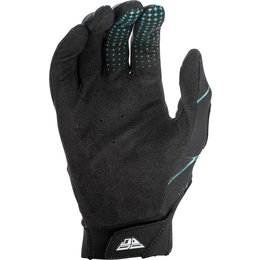 Fly Racing Mens Pro Lite Paradise Gloves Blue