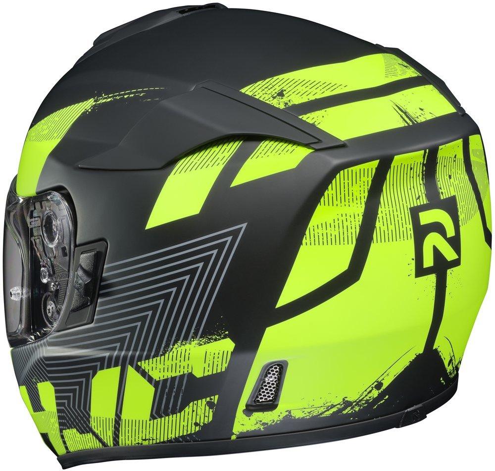 hjc rpha st knuckle full face motorcycle helmet 206100. Black Bedroom Furniture Sets. Home Design Ideas