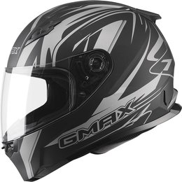 GMax FF49 Derk Full Face Helmet Black