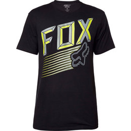 Fox Racing Mens Efficiency T-Shirt Black
