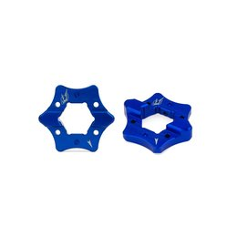 Driven Pre-Load Adjuster Blue For Kawasaki Suzuki Triumph Yamaha