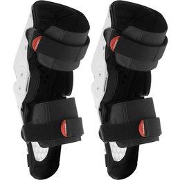 Alpinestars Mens SX-1 Knee Guards Protectors Pair Black