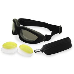 Black Eye Ride Cateye Interchangeable Goggles