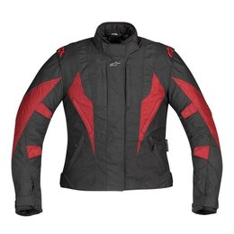 Red Alpinestars Stella P1 Drystar Jacket