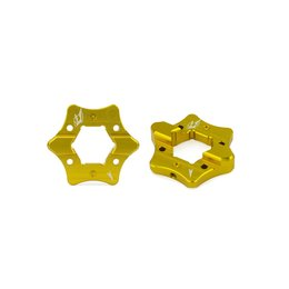 Driven Pre-Load Adjuster Gold For Kawasaki Suzuki Triumph Yamaha