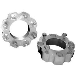 Aluminum Modquad Rear Wheel Spacers 4x110 2 Piece 1-1 2 For Yamaha Rhino
