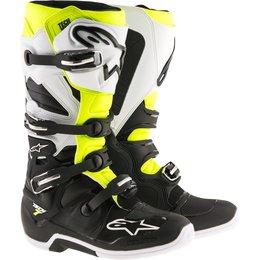 Alpinestars Mens Tech 7 Enduro Offroad Boots Black
