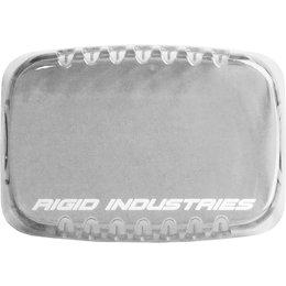 Rigid SR-M ATV Polycarbonate Plastic Light Cover Clear 30192 Transparent