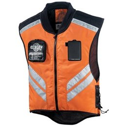 Orange Icon Mil-spec 2 Mesh Vest