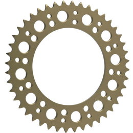 Renthal Ultralight Rear Sprocket 40T For Street Motorcycles 404U-520-40P-HA Unpainted