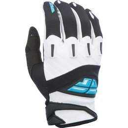 Fly Racing Youth Boys F-16 Gloves Black