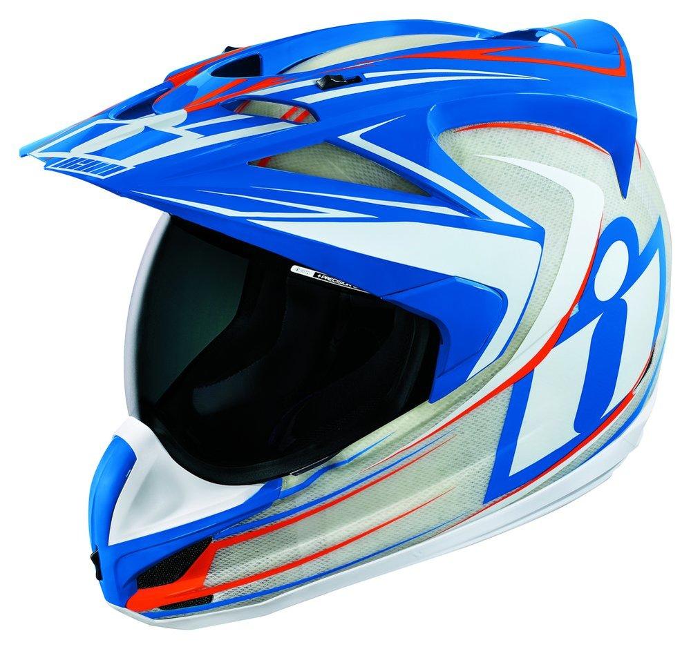 $550.00 Icon Variant Raiden Dual Sport Full Face #204528