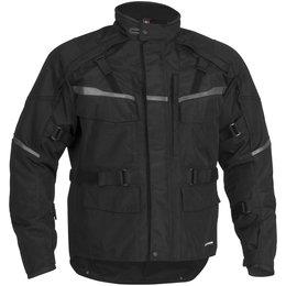 Black Firstgear Jaunt T2 Textile Jacket