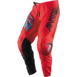 Answer Youth Boys Syncron Motocross MX Riding Pants Red
