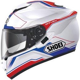 Blue Shoei Gt-air Journey Full Face Helmet 2013