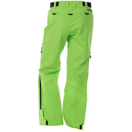 Divas Womens Prizm Waterproof Shell Technical Snowmobile Pants Green
