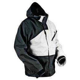 White Hmk Mens Hustler 2 Waterproof Snow Jacket