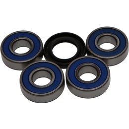 All Balls Wheel Bearing And Seal Kit Rear 25-1228 For Yamaha IT200 YZ125 YZ250 Unpainted