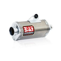 Aluminum Sleeve Muffler Yoshimura Exhaust Trs Full System Ss Al Suzuki Drz125 Kawasaki Klx125
