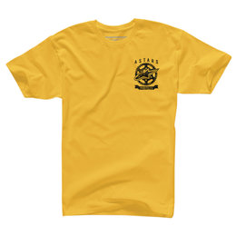 Alpinestars Mens Protects T-Shirt Yellow