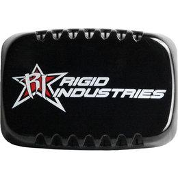 Rigid ATV SR-M Polycarbonate Plastic Light Cover Black 30191 Black