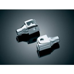Kuryakyn Footpeg Adapters For Honda/Suzuki CBR/GL1800/GSXR