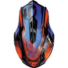 Just1 J12 J-12 Dominator MX Helmet Blue