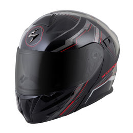 Scorpion EXO-GT920 EXOGT 920 Satellite Modular Helmet Red