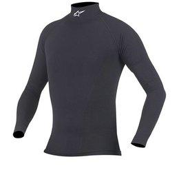 Black Alpinestars Summer Tech Ls Shirt